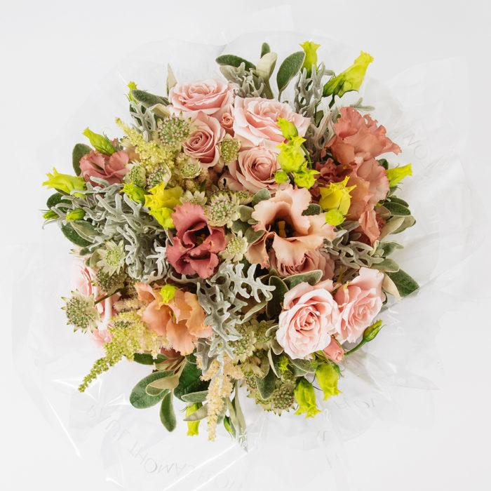 Floom Paul Thomas Flowers Pink Lisianthus 2