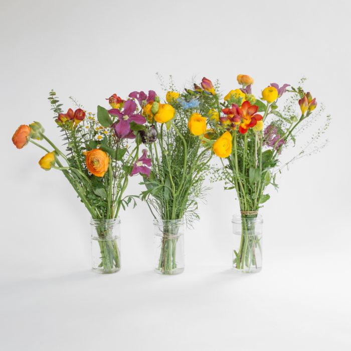 Floom Larkspur Lavender Set 3 Jars Yellow 1