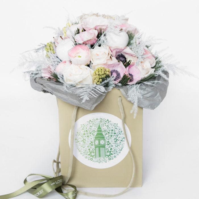 Floom Your London Florist Festive Winter Special 1