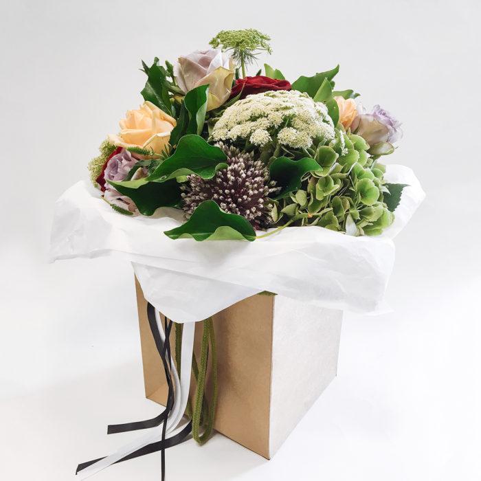 Floom Brighton Flower Company Hydrangea Rose 1