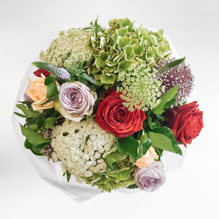 Floom Brighton Flower Company Hydrangea Rose 2