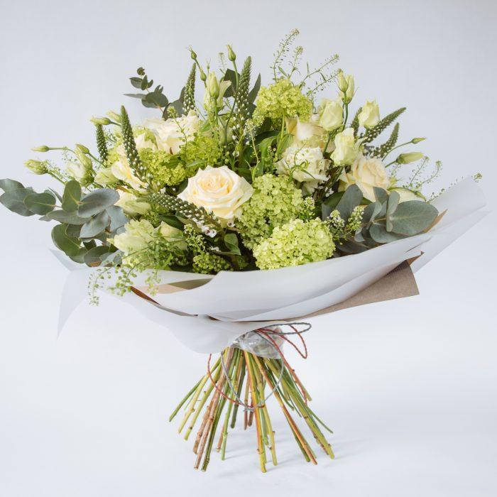 Floom Wabana Flowers Classic Green White 1