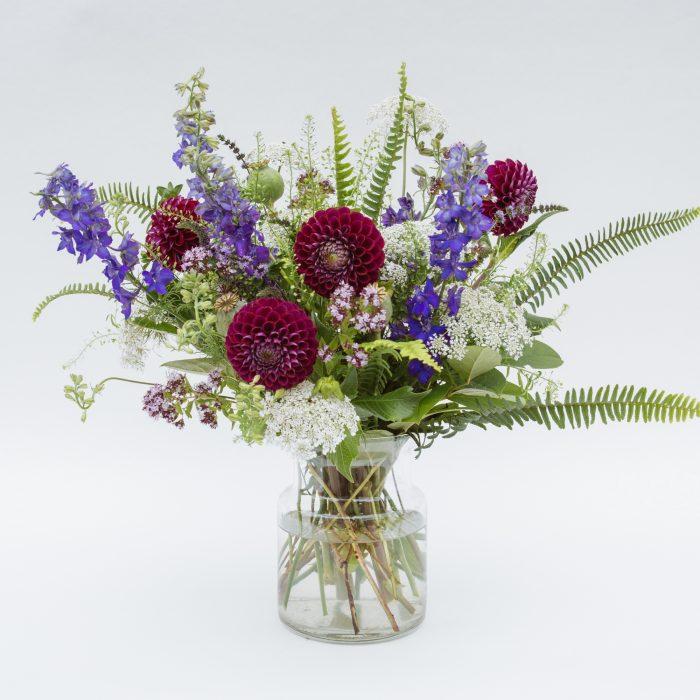 Floom Fresh Flower Co Dahlia Vase 1