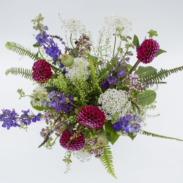 Floom Fresh Flower Co Dahlia Vase 2