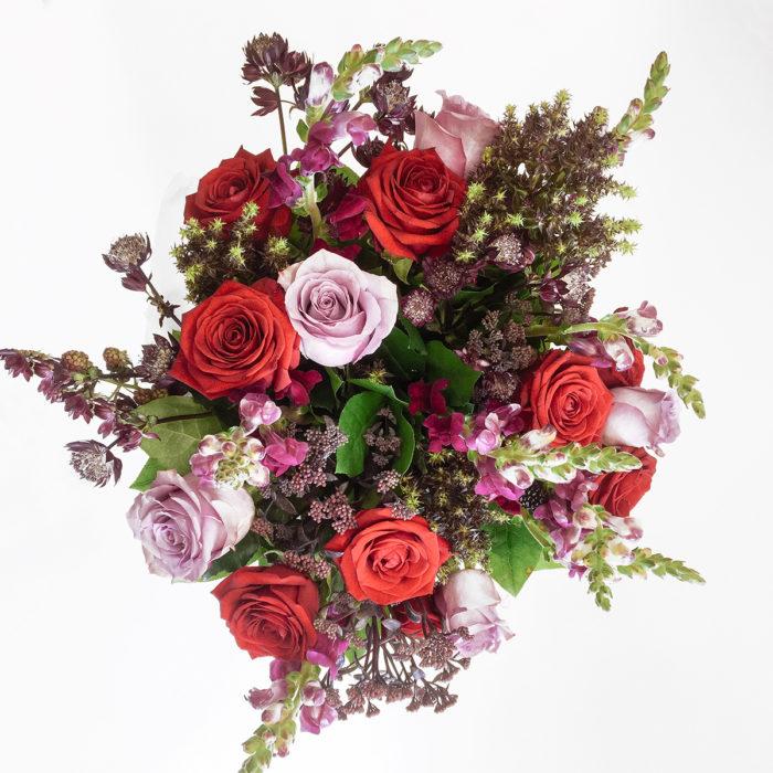 Floom Brighton Flower Company Rose Astrantia 2