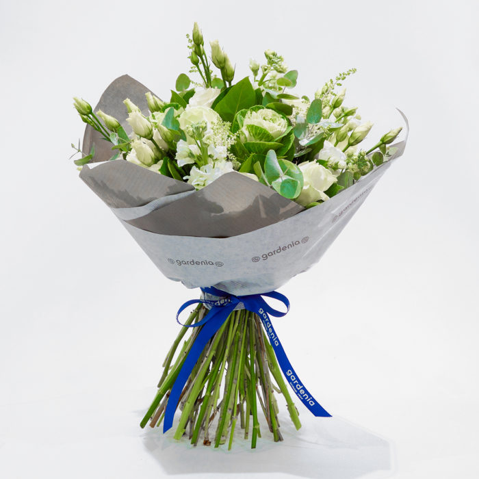 Floom Gardenia Lisianthus Cabbage 1