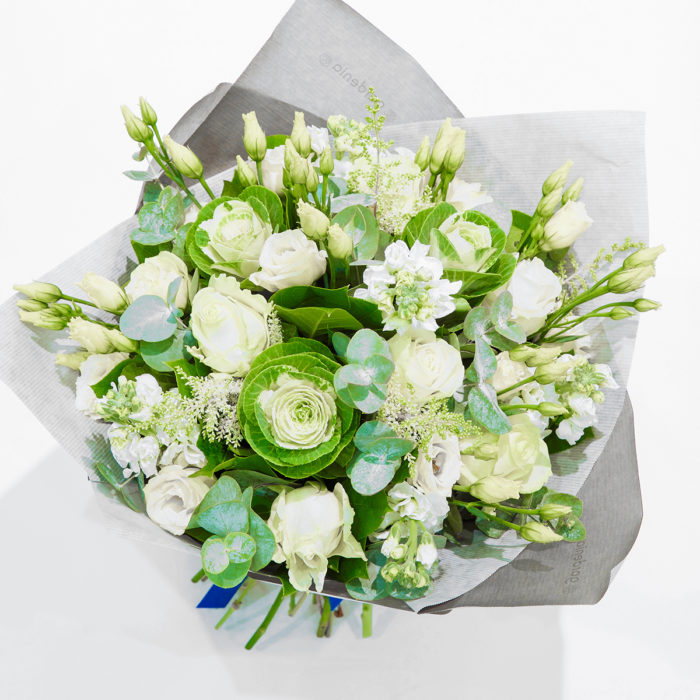 Floom Gardenia Lisianthus Cabbage 2