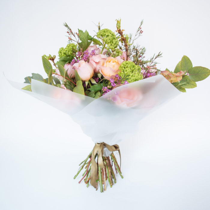 Floom The Real Flower Company English Garden Bouquet 1