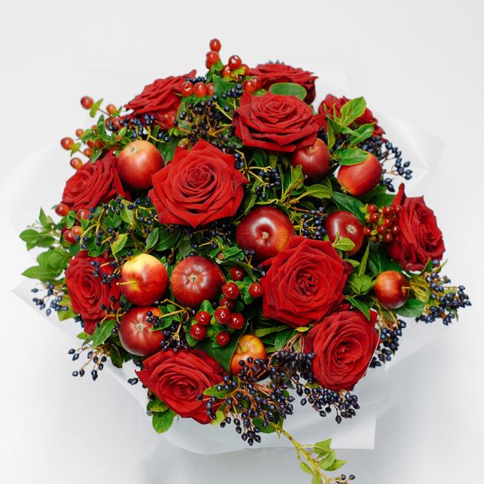 Floom Orchidiya Red Rose Apple 2