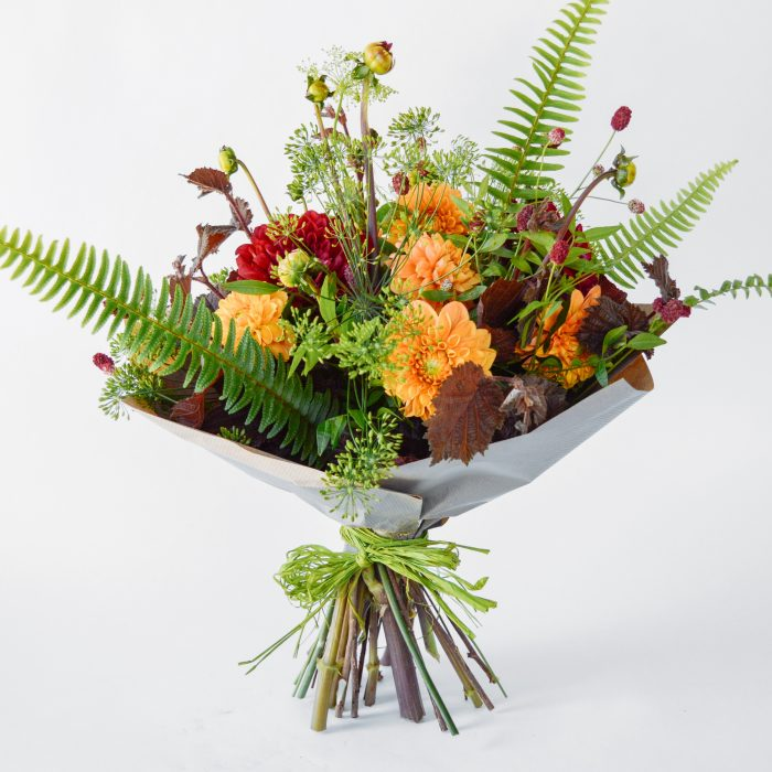 Floom Wabana Flowers Dahlia Fern 1