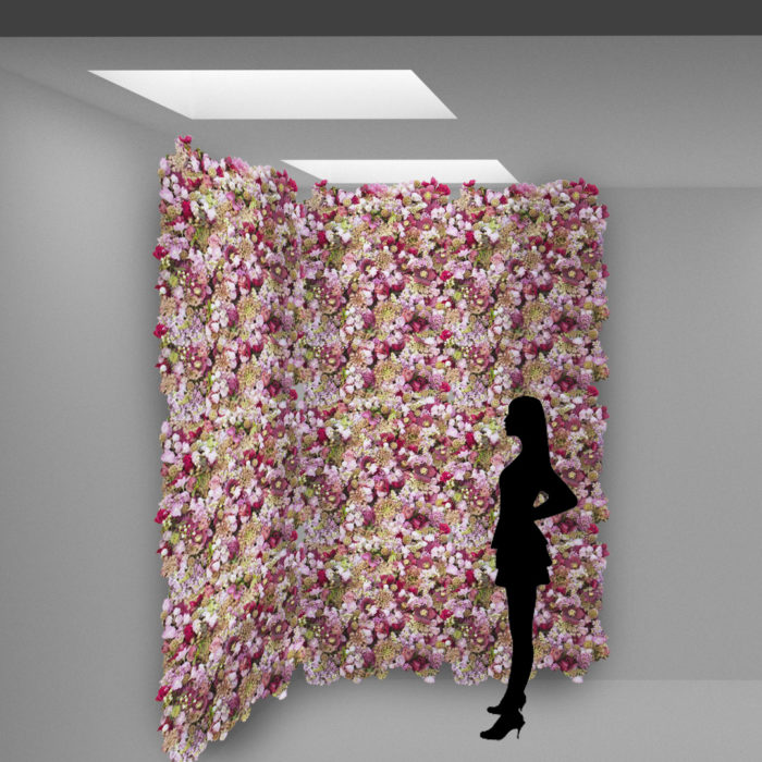 Floom Kw Flowers Flower Wall 2