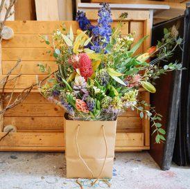 Floom Alice Mmcabe Bouquet Delphinium 2