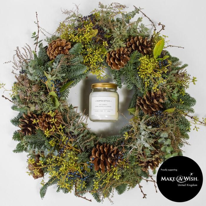 Floom Botanique Workshop Hopscotch Wreath 1