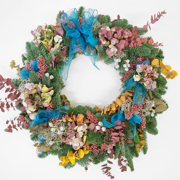 Floom Alice Mccabe Wreath Hydrangea 1