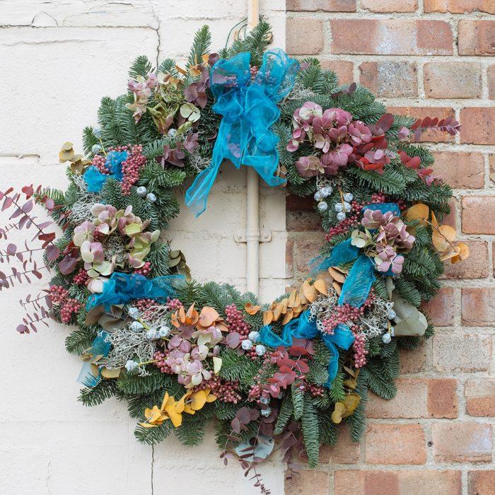 Floom Alice Mccabe Wreath Hydrangea 2