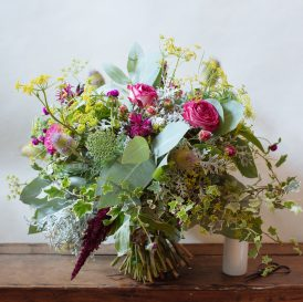 Floom The English Flowerhouse Flowers Bouquet In The House Rose 1