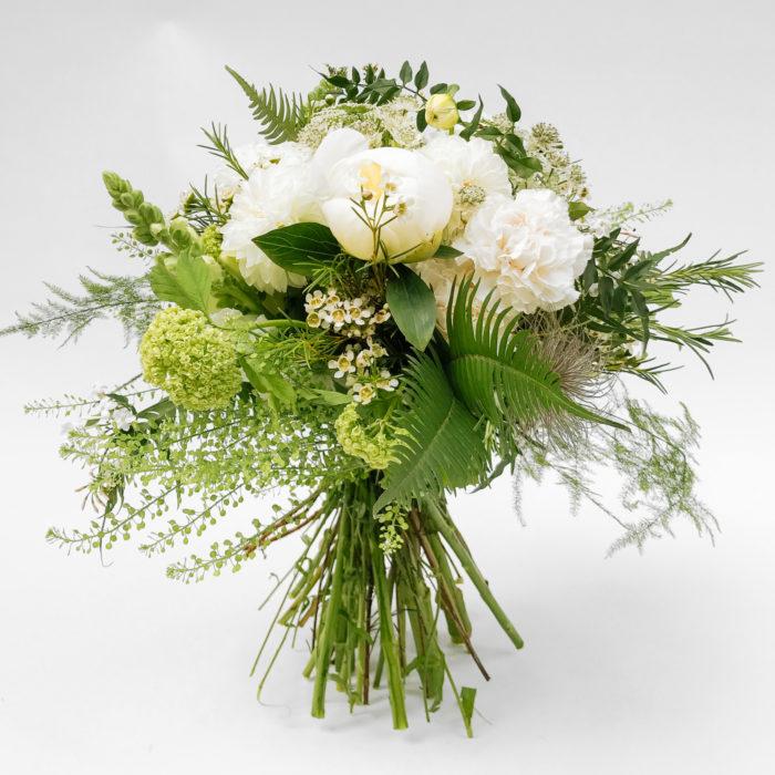 Floom Love Flowers White Green 1