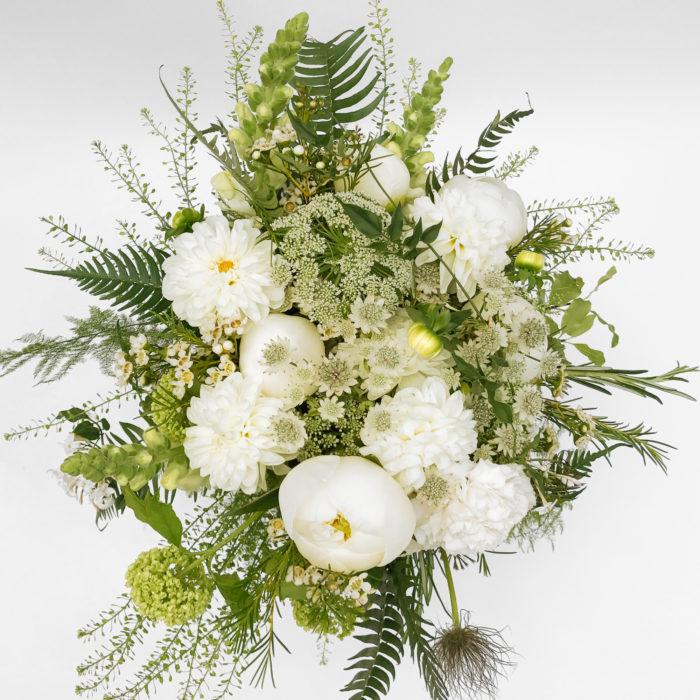 Floom Love Flowers White Green 2