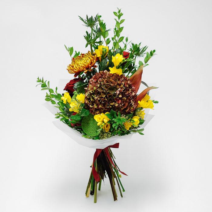 Floom Orchidiya Hydrangea Bouquet 1