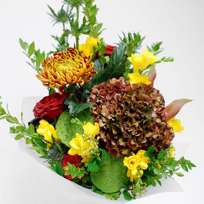 Floom Orchidiya Hydrangea Bouquet 2