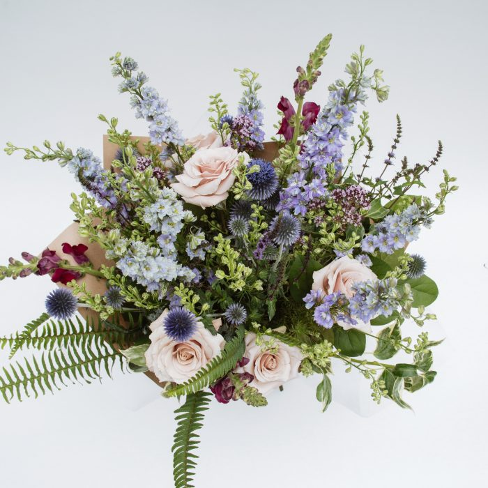 Floom Fresh Flower Co Rose Larkspur 2