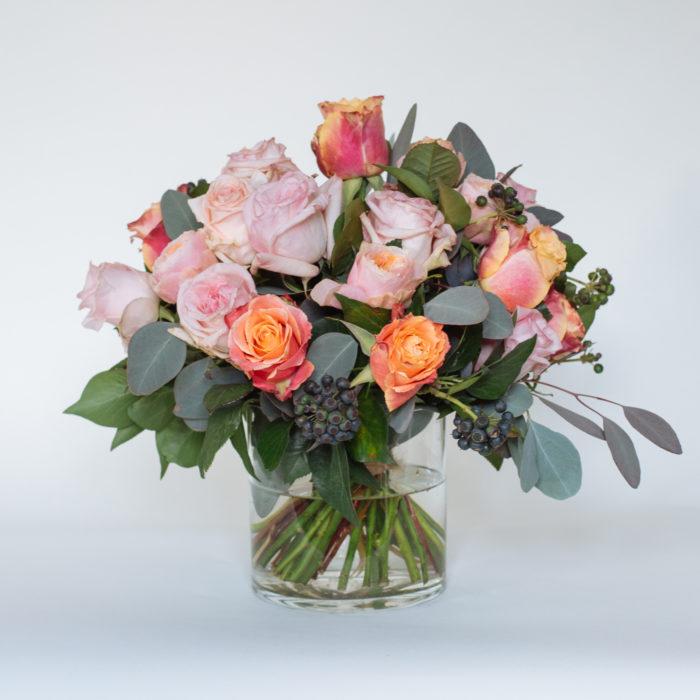Floom Rose Mary Medium Rose Vase 1