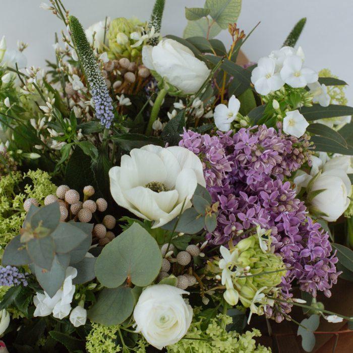 Floom Fresh Flower Co Memory Lane Candle 4