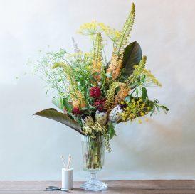 Floom The English Flowerhouse Flowers Bouquet Mid Summer Achillea Dill 1