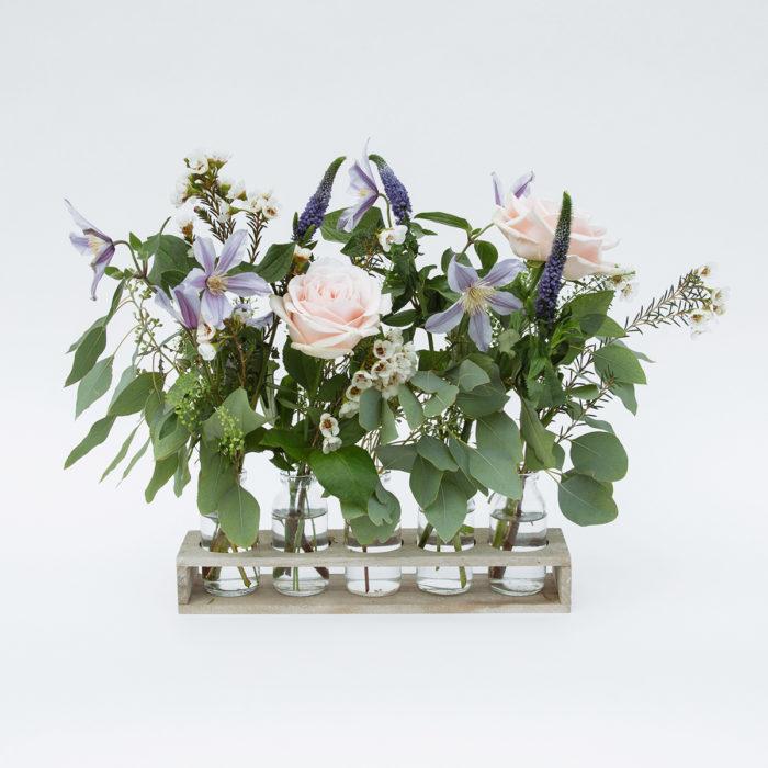 Floom Fresh Flower Company Milk Bottle Rack 1