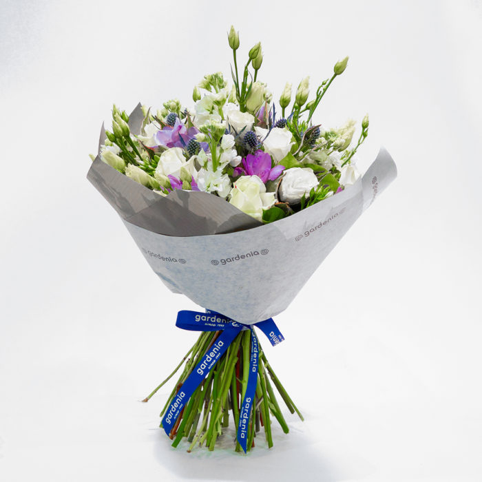 Floom Gardenia Stock Lisianthus 1
