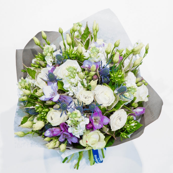 Floom Gardenia Stock Lisianthus 2