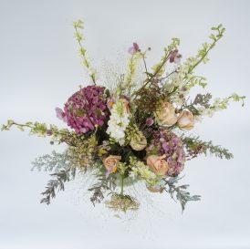 Floom The Fresh Flower Company Flowers Bouquet Muted Summer Vase Hydrangea 2