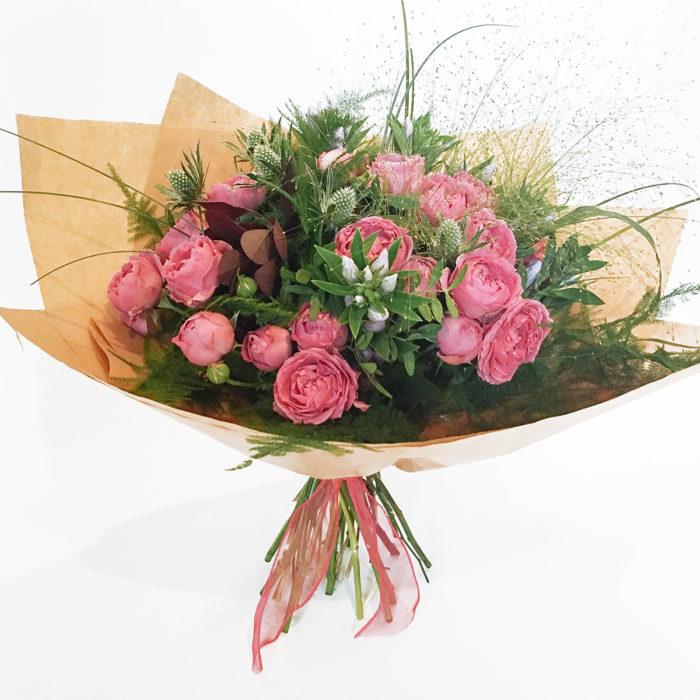 Floom Vintage Rose Pink Rose 1