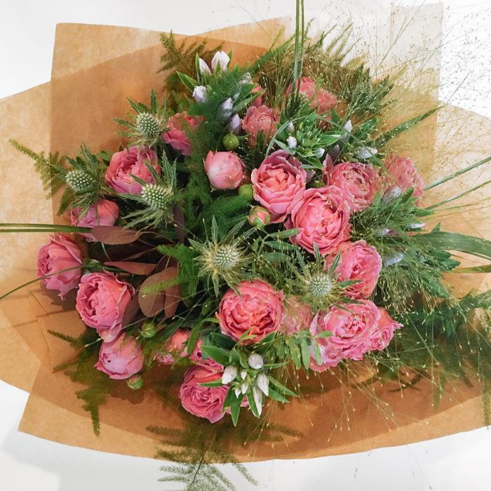 Floom Vintage Rose Pink Rose 2