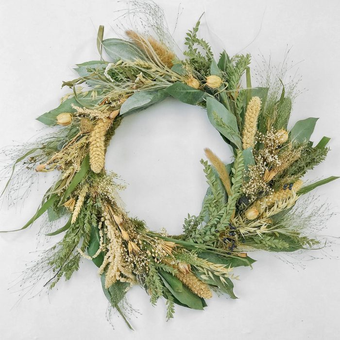 Floom Rebecca Avery Dried Christmas Wreath 1