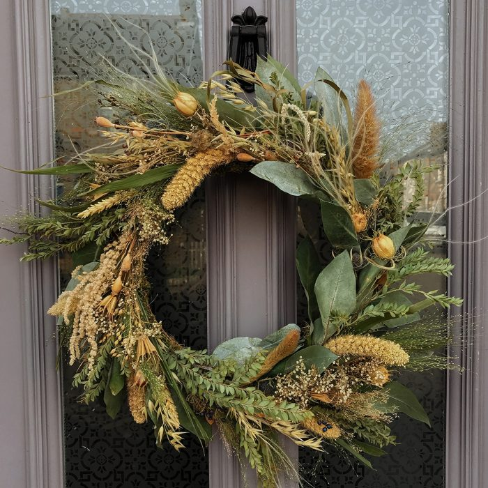 Floom Rebecca Avery Dried Christmas Wreath 2