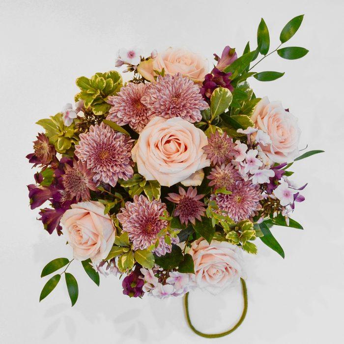 Floom The Flower Girl Peach Rose 2