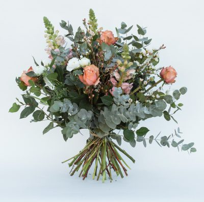 Floom Fresh Floer Co Bouquet Peach 1