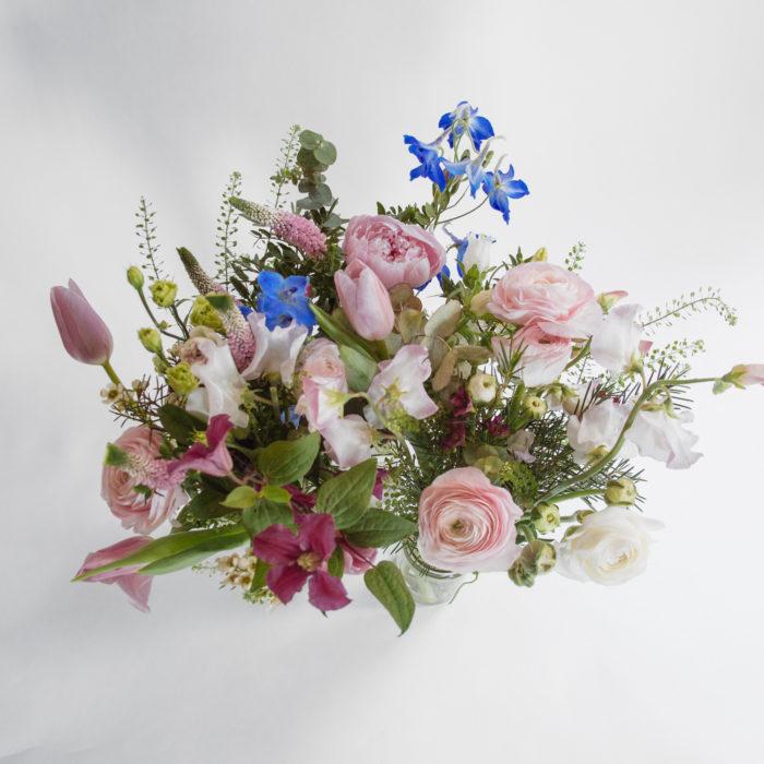 Floom Larkspur Lavender Set 3 Jars Pink 3