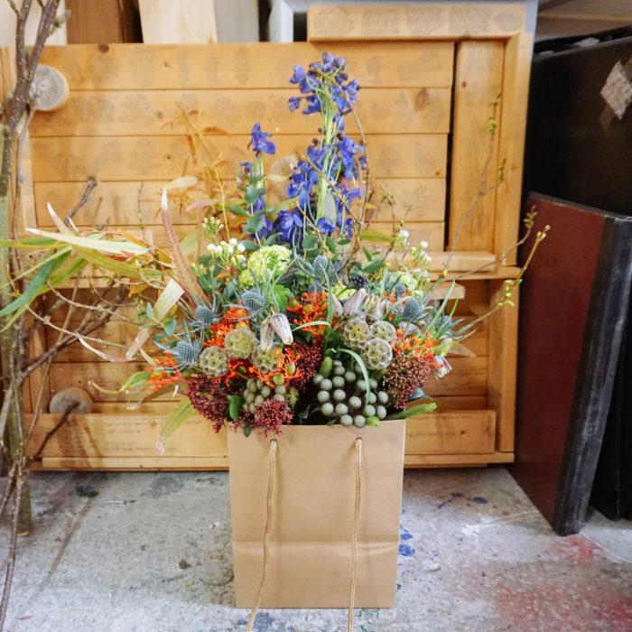 Floom Alice Mmcabe Bouquet Blue Red 2