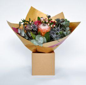 Floom Little Botanica Protea Bouquet 1