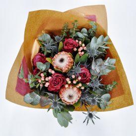 Floom Little Botanica Protea Bouquet 2