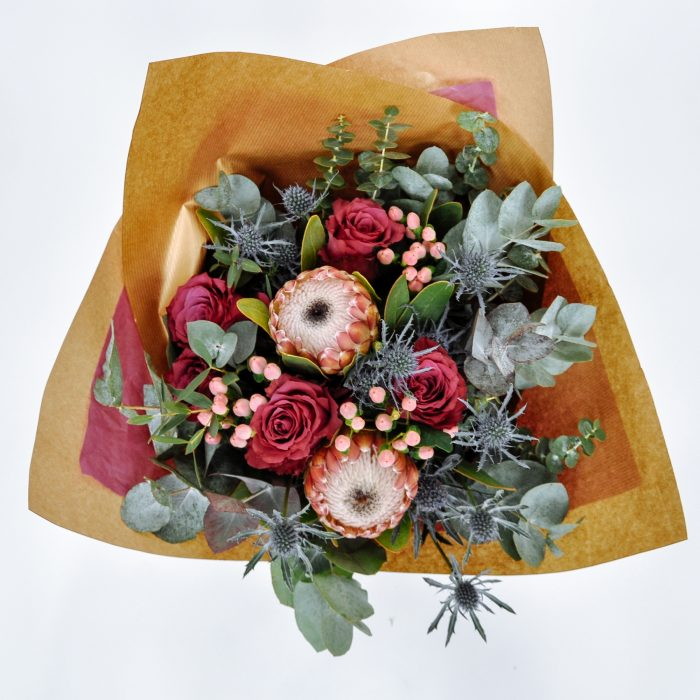 Floom Little Botanica Protea Bouquet 2