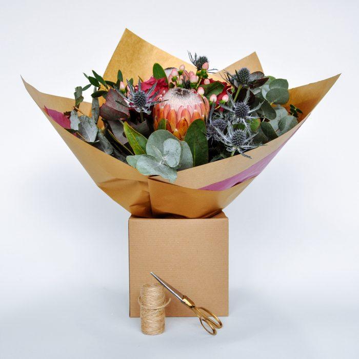 Floom Little Botanica Protea Bouquet 3