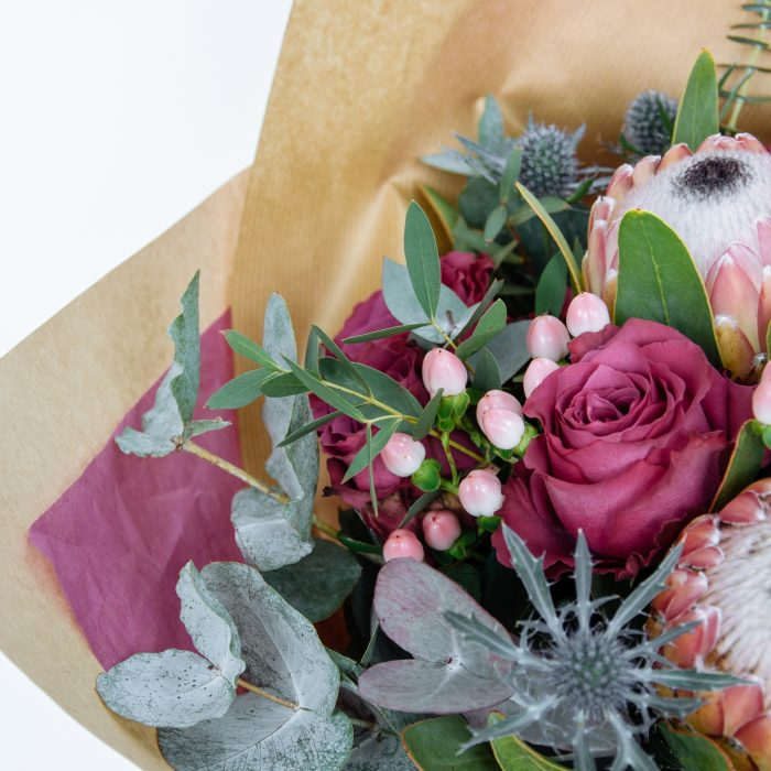 Floom Little Botanica Protea Bouquet 4