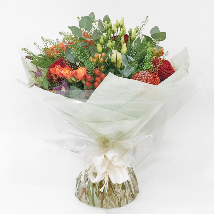 Floom All About Flowers Protea Red 1