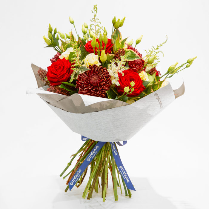 Floom Gardenia Rose Lisianthus 1