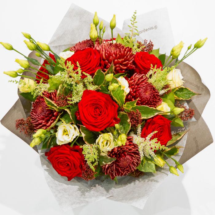 Floom Gardenia Rose Lisianthus 2