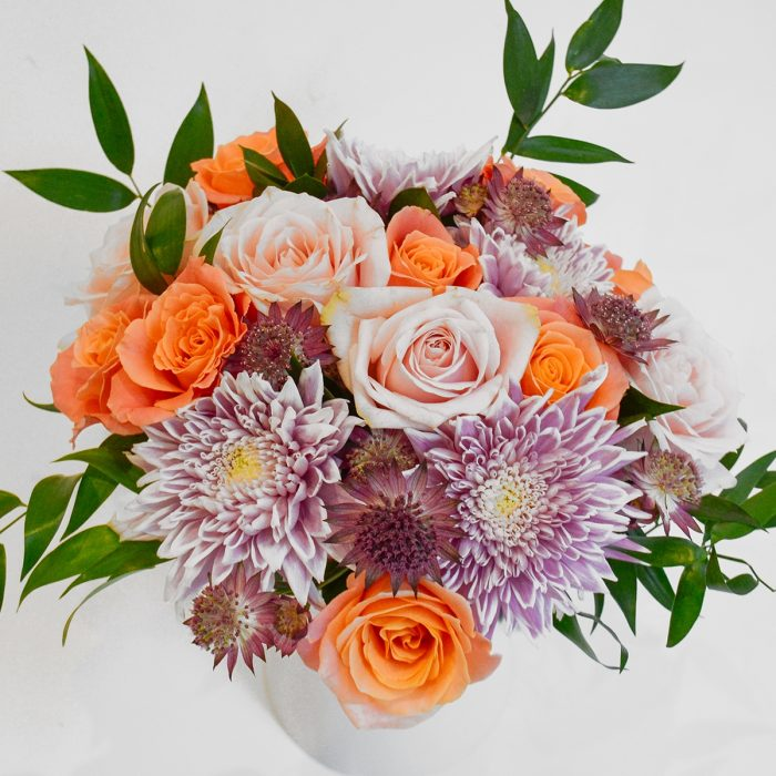Floom The Flower Girl Chrysanthemum Rose Jug 2