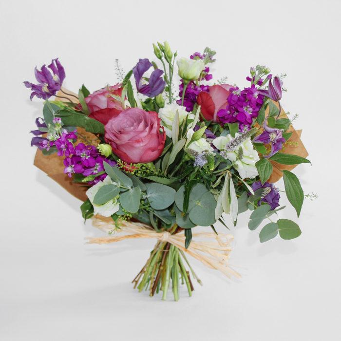 Floom Edwards Flowers Purple 1